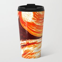 Globe21/For a round heart Travel Mug