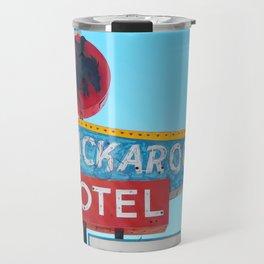 Buckaroo Motel Travel Mug