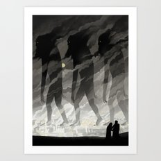 Frieze Art Print