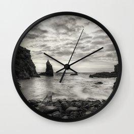 Port Coon Wall Clock