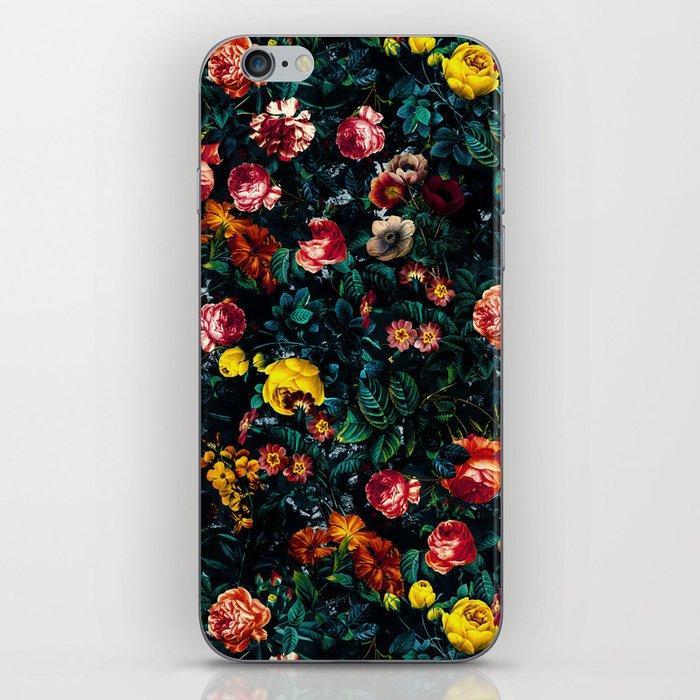 Night Garden XXX iPhone Skin