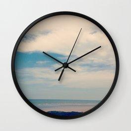 SEE SEA Wall Clock
