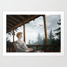 sw003 Art Print