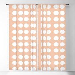 Just Peachy Blackout Curtain
