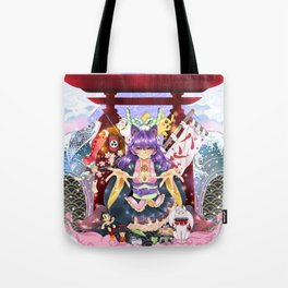 Manga World BAG Tote Bag