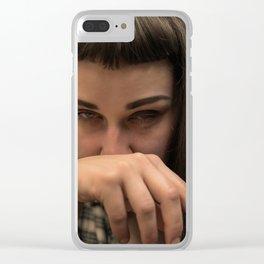 Uma Clear iPhone Case