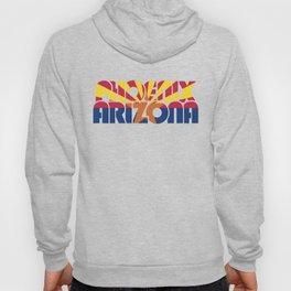 Phoenix Arizona flag logo Hoody
