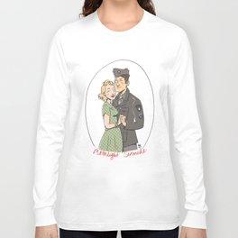 Moonlight Serenade Long Sleeve T-shirt