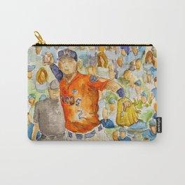 Alex Bregman - Astros Third Base Carry-All Pouch