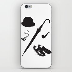 Gentleman's Accoutrements iPhone & iPod Skin