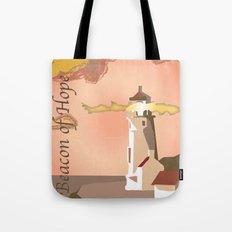 Beacon of Hope... Tote Bag