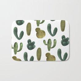 Cacti Party Bath Mat