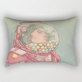 Gumballnaut Rectangular Pillow
