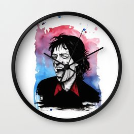 Mick Wall Clock