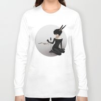 ruben Long Sleeve T-shirts featuring Every Path by Ruben Ireland
