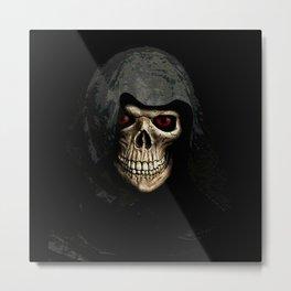 'DEATH' Metal Print
