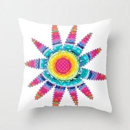 Fantasy Piñata Throw Pillow