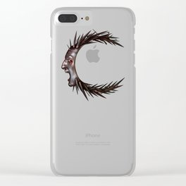 Caligula Clear iPhone Case