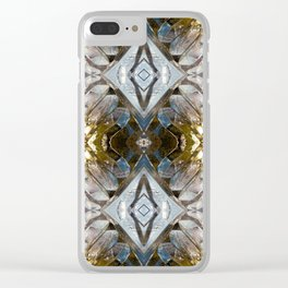 Pattern 38 - Ice Clear iPhone Case