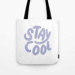 Stay Cool Vintage Lavender Tote Bag