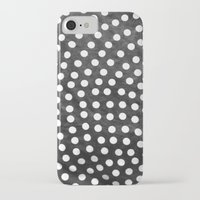 polka iPhone & iPod Cases featuring Polka by kirstenariel
