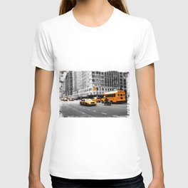 New York Streets T-shirt