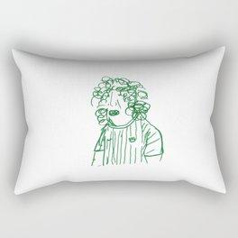 Carles Rectangular Pillow