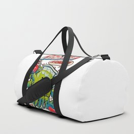 cthul aid merch Duffle Bag