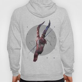 Expression of life Hoody