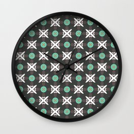 Diner 1 Wall Clock