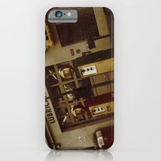 Gas Station of old iPhone 6 Slim Case