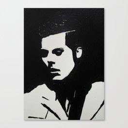 Johnny Blanco Canvas Print