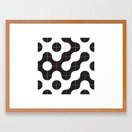 Geométrico ContAthos 2 Framed Art Print