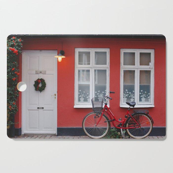 Swedish House Cutting Board