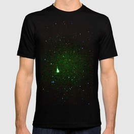 space noise. T-shirt
