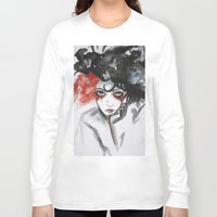 vendetta Long Sleeve T-shirts featuring Vendetta by Valeri Prokopenko