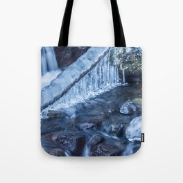 Ice and Water, No. 3 Tote Bag