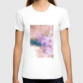 Color Burst - Blue Hydras T-shirt