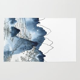 Love of Mountains Rug