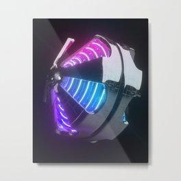 Spinner Metal Print