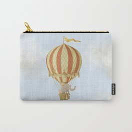 Away From It All Carry-All Pouch
