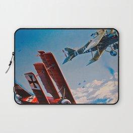 Fokker Dr.1 Laptop Sleeve