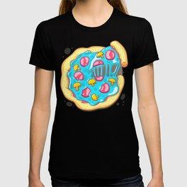 Blue Pizza T-shirt