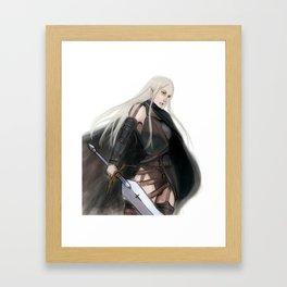 flash sword irene Framed Art Print
