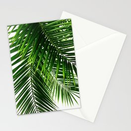 Palm Leaves #3 Stationery Cards