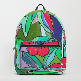 Tropical Explosion Backpack