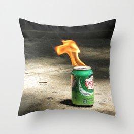 Pyro Throw Pillow