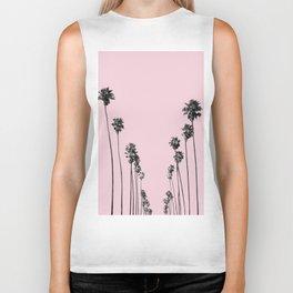 Palm trees 13 Biker Tank
