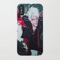 hetalia iPhone & iPod Cases featuring APH: Prussia by Jackce