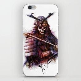 Dead Samurai iPhone Skin